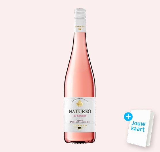 Alcoholvrije wijn - Rosé