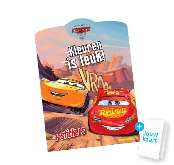Kleurboek Cars