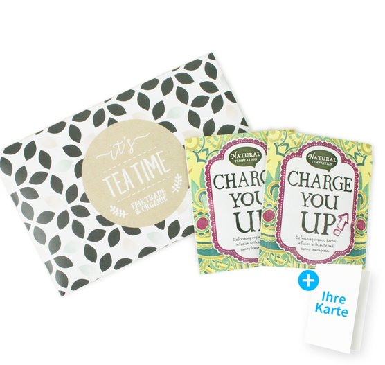 Charge-You-Up-Tee 2 Beutel