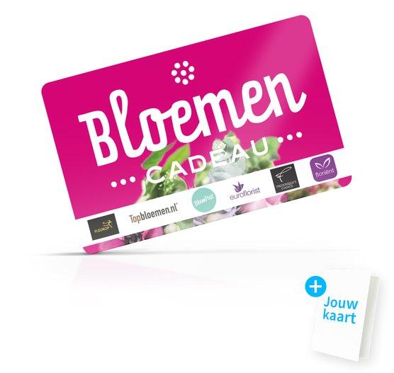 Bloemen Cadeau 25