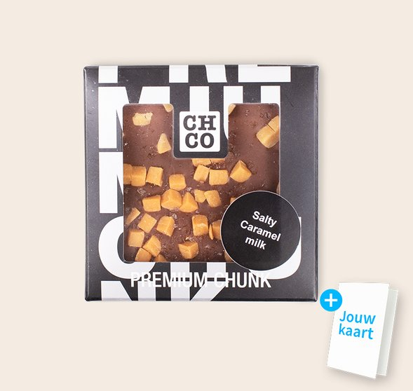 Chocolade chunk karamel-zeezout 1