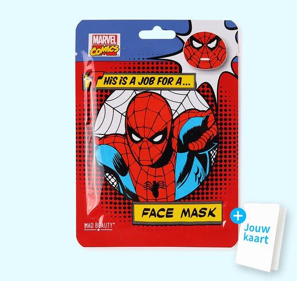 Gezichtsmasker Spiderman 1