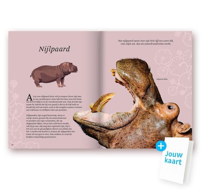 Het dikke boek van alle bijzondere dieren 2