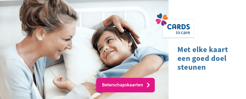 Cards to care Kaartje2go
