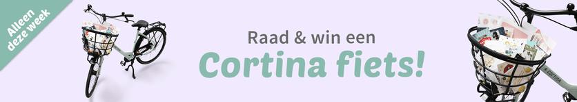 Raad en win een Cortina fiets!