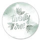 Twenty one blaadjes
