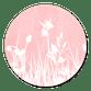 Silhouet - Waterverf gras