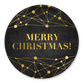 Kerst - ICT gouden netwerk Merry Christmas