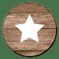 Sluitzegel hout ster