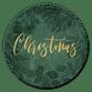 Sluitzegel botanisch christmas