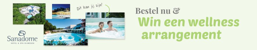 Win een wellness arrangement
