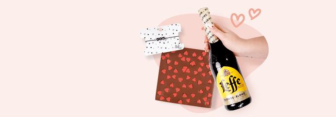 Cadeaus voor je valentijn