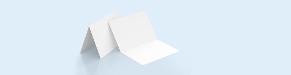 Blanco kaarten