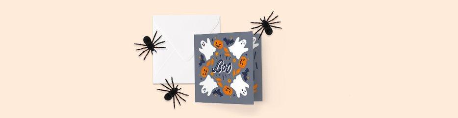Halloweenkaarten