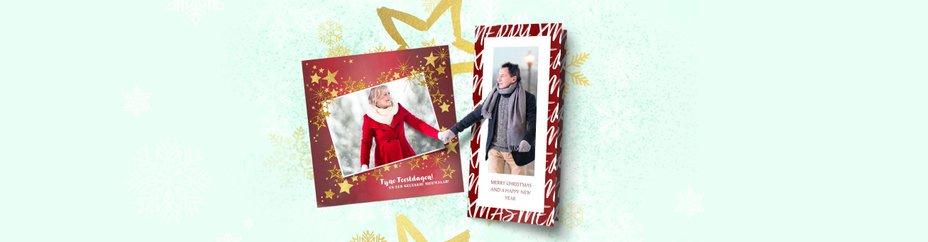Kerstkaarten - maak jouw mooiste kaart!